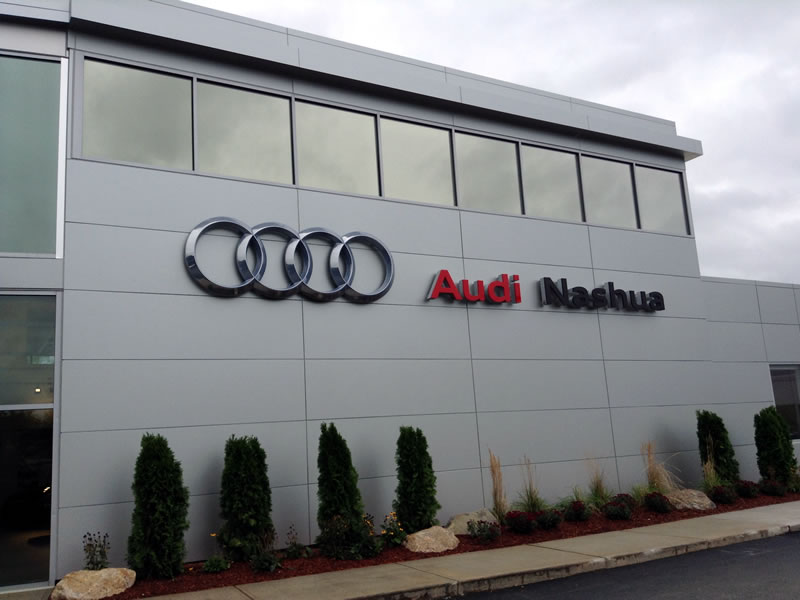 Audi/Porsche, Dealership in Nashua, NH