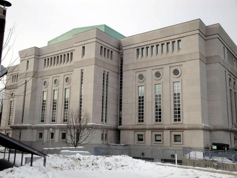 Warren Rudman Federal Court House